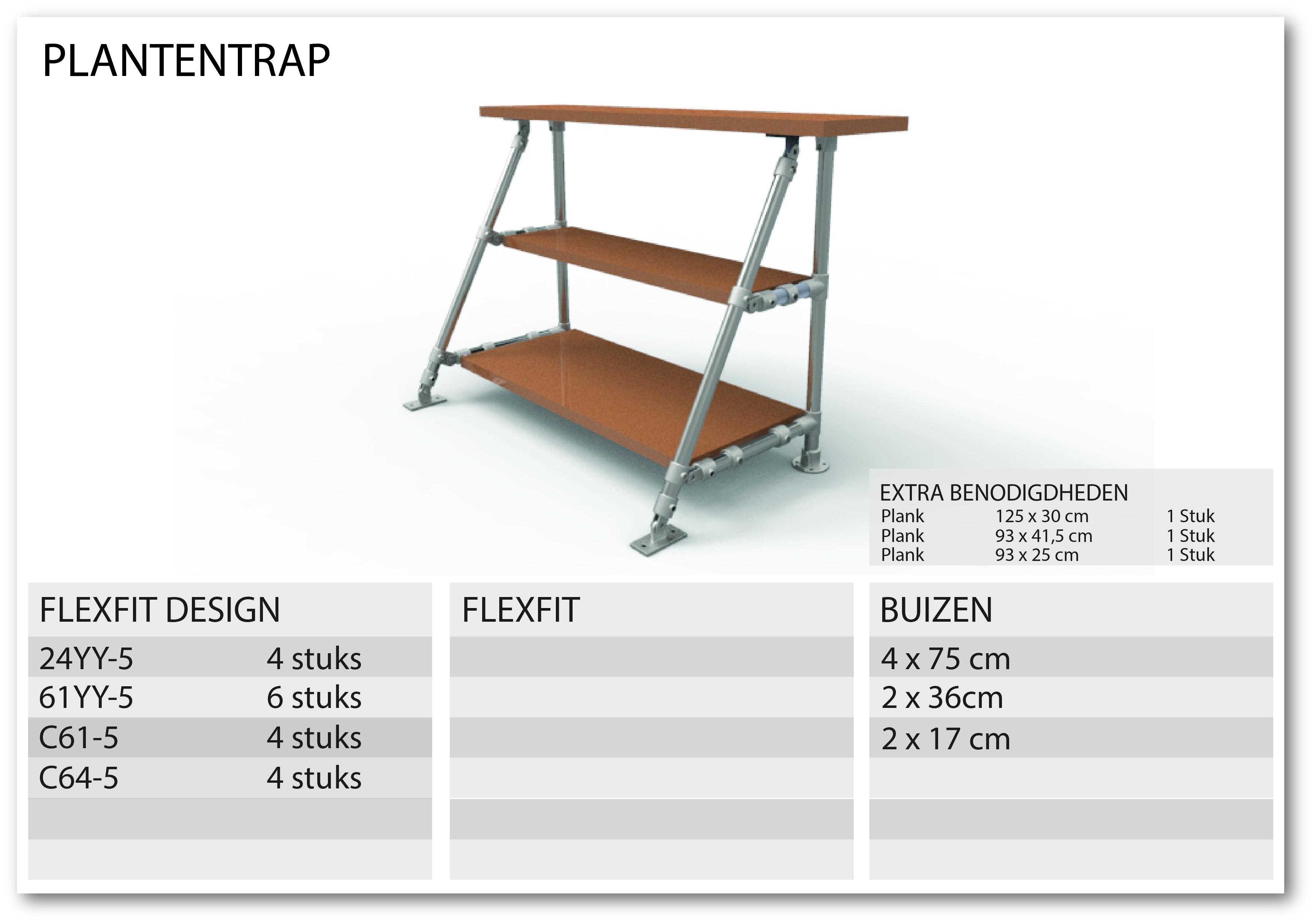 Ontwerpen flexfit - Trap ontwerpen ...